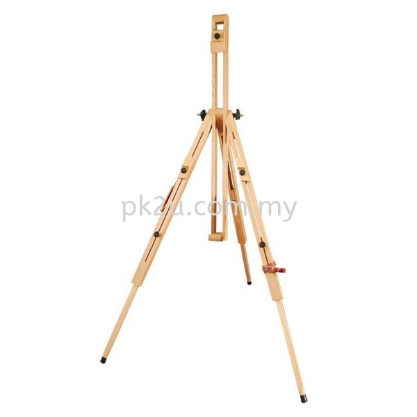 Adjustable Wooden Easel 69 Exhibition Equipments Office Equipment Johor Bahru, JB, Malaysia Manufacturer, Supplier, Supply | PK Furniture System Sdn Bhd