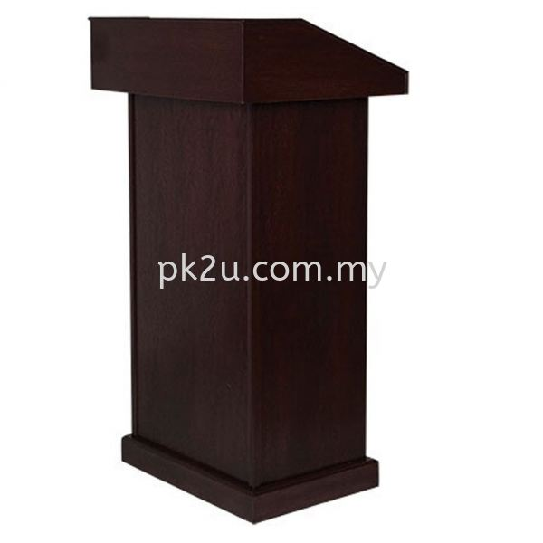 Classic Rostrum Presentation Equipments Office Equipment Johor Bahru, JB, Malaysia Manufacturer, Supplier, Supply | PK Furniture System Sdn Bhd
