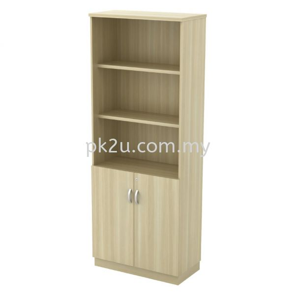 V1-SC-YOD-21 - Semi Swinging Door High Cabinet (2110mm Height) High Filing Cabinet (1710 ~ 2110mm Height) Filing & Storage Johor Bahru, JB, Malaysia Manufacturer, Supplier, Supply | PK Furniture System Sdn Bhd