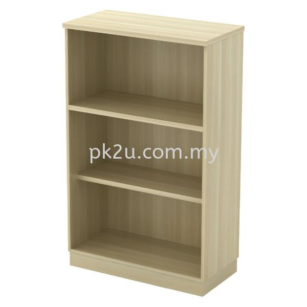 V1-SC-YO-13 - Open Shelf Medium Cabinet (1310mm Height) Low Filing Cabinet (750 ~ 1310mm Height) Filing & Storage Johor Bahru, JB, Malaysia Manufacturer, Supplier, Supply | PK Furniture System Sdn Bhd