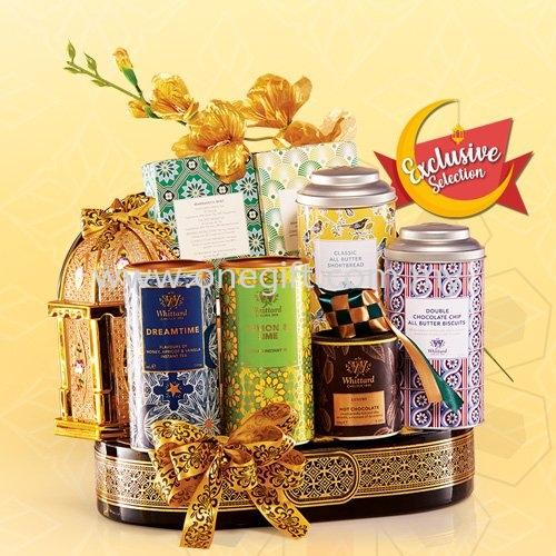 B32 Hari Raya Hamper-Premium Creation Hari Raya Hamper Malaysia, Selangor, Kuala Lumpur (KL), Shah Alam Supplier, Suppliers, Supply, Supplies   The One Gift Gallery Sdn Bhd