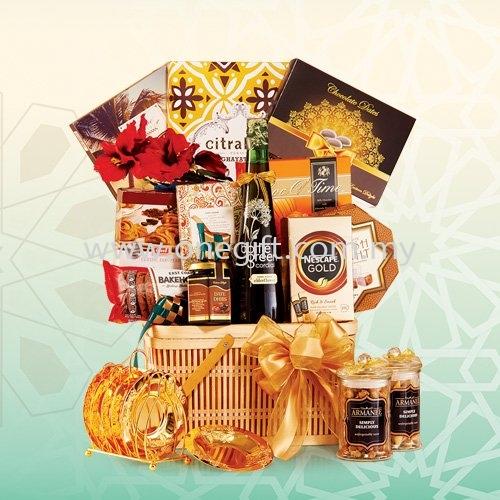 B01 Hari Raya Hamper-Aurora Series  Hari Raya Hamper Malaysia, Selangor, Kuala Lumpur (KL), Shah Alam Supplier, Suppliers, Supply, Supplies | The One Gift Gallery Sdn Bhd