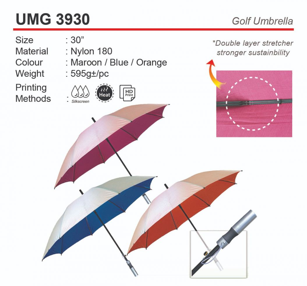 UMG3930  Golf Umbrella