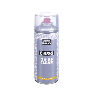 HB BODY C496 2K HS CLEARCOAT HB BODY AEROSOL PAINT Melaka, Malaysia Supplier, Suppliers, Supply, Supplies | Kim Guan Paint Sdn Bhd