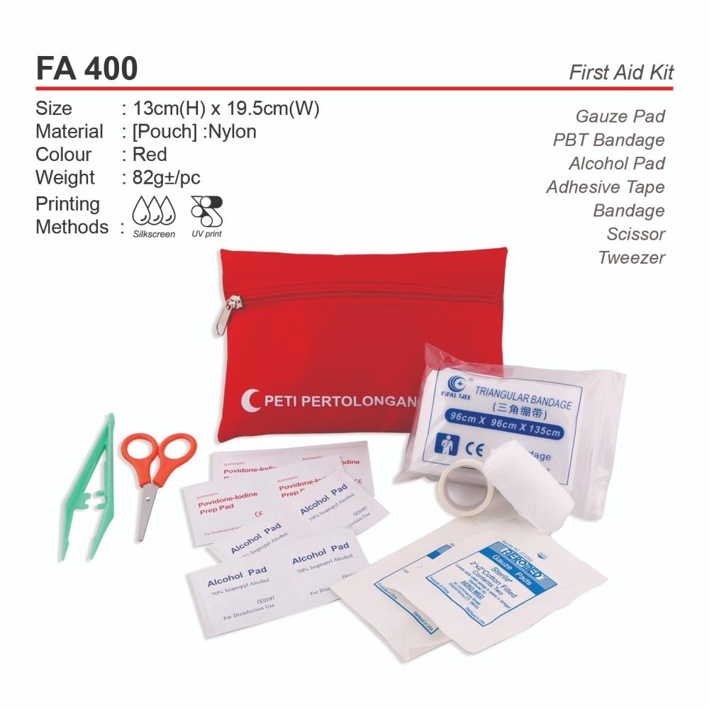 FA400  First Aid Kit