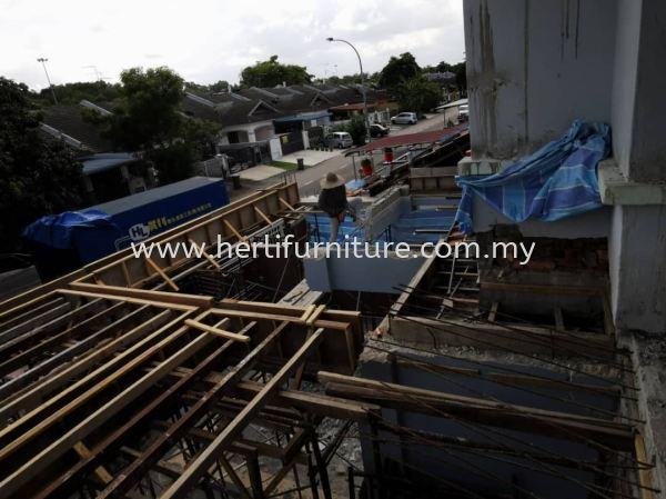 Construction Work Johor Bahru (JB), Malaysia, Skudai Service, Supplier, Supply, Supplies | Her Li Furniture And Renovation (M) Sdn Bhd