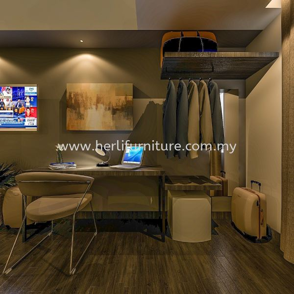 Study Room Design Residential Design Johor Bahru (JB), Malaysia, Skudai Service, Supplier, Supply, Supplies | Her Li Furniture And Renovation (M) Sdn Bhd