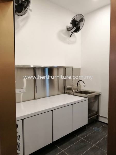 Stainless Steel Cabinet Johor Bahru (JB), Malaysia, Skudai Service, Supplier, Supply, Supplies | Her Li Furniture And Renovation (M) Sdn Bhd