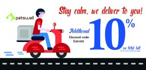 Covid19 - Extra 10% discount