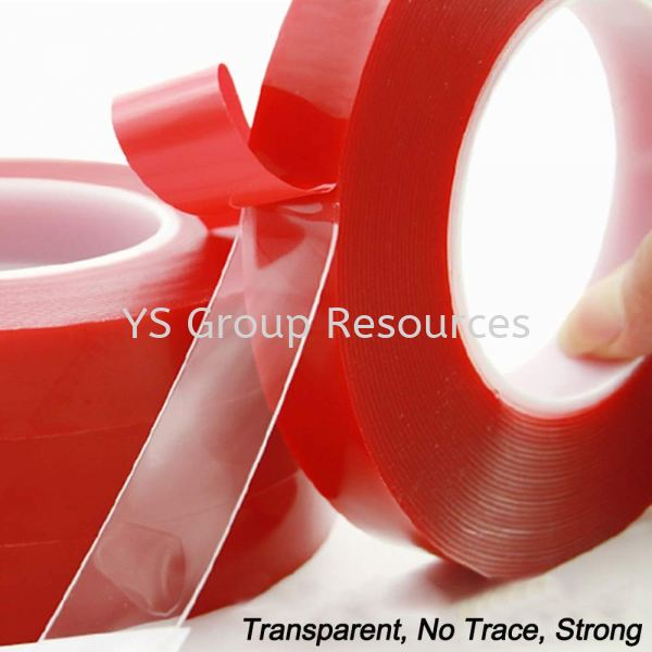 Double Sided Acrylic Tape Double Sided Technical Tape Malaysia, Selangor, Kuala Lumpur (KL), Shah Alam, Balakong Manufacturer, Supplier, Supply, Supplies | YS Group Resources