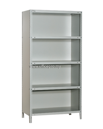 IPWCR5318/6 CLOSE TYPE RACKING WITH 5 SHELVES