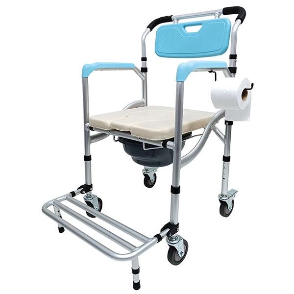 MO 898C Commode & Shower Chair Selangor, Malaysia, Kuala Lumpur (KL), Batu Caves Supplier, Suppliers, Supply, Supplies | Behealth Medical Supplies