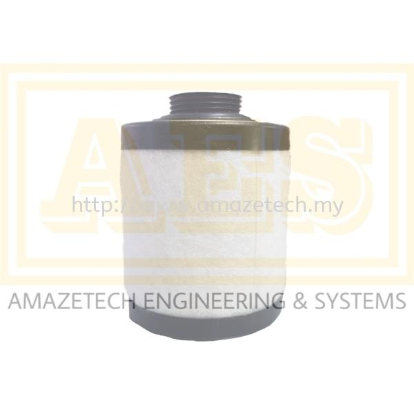 Exhaust Filter 731 400 / 731400 Exhaust Filter / Oil Mist Separator  Elmo Rietschle / Gardner Denver Vacuum Pump Spare Parts Malaysia, Selangor, Kuala Lumpur (KL) Supplier, Suppliers, Supply, Supplies   Amazetech Engineering & Systems Sdn Bhd