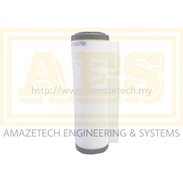 Exhaust Filter 710 647 63 / 71064763 Leybold Vacuum Pump Spare Parts Malaysia, Selangor, Kuala Lumpur (KL) Supplier, Suppliers, Supply, Supplies | Amazetech Engineering & Systems Sdn Bhd