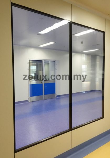 Z2G Series Cleanroom Window CLEANROOM WINDOWS Selangor, Malaysia, Kuala Lumpur (KL), Puchong Supplier, Suppliers, Supply, Supplies | Zelux Sdn Bhd