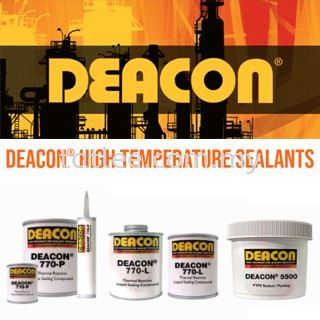 Deacon High Temperature Sealants Z Brand Name Malaysia Supplier | Tatlee Engineering & Trading (JB) Sdn Bhd