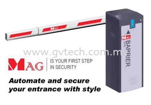 MAG Barrier Gate BARRIER GATE Kedah, Malaysia, Sungai Petani Supplier, Installation, Supply, Supplies | GV Resources (SP) Sdn Bhd