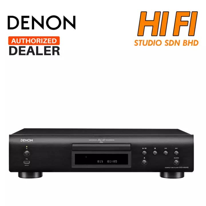 Denon DCD-800NE CD Player with Advanced AL32 Processing Plus