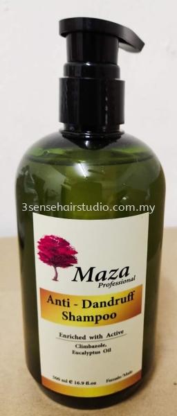 Maza Professional Hair Shampoo Others Kuala Lumpur (KL), Selangor, Sri Petaling, Malaysia Supplier, Suppliers, Supply, Supplies   3 Sense Hair Studio