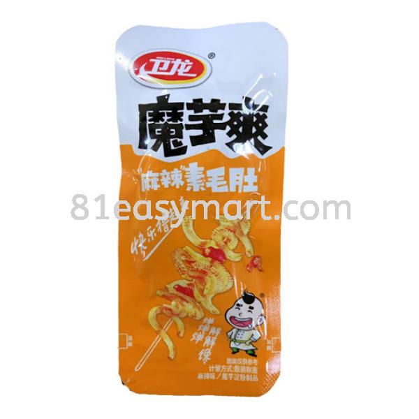 魔芋爽~麻辣味 (Vegetarian Squid Mala Flavor) 零食 (Snack) 中国食品 (China Snack)    | 81 Easy Mart