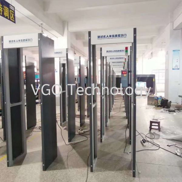 Temperature measurement Penang, Butterworth, Malaysia System, Supplier, Supply, Installation | VGO Technology