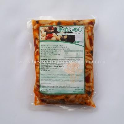Shimeji Mushroom in Chili Oil / ����˫�� (sold per pack)