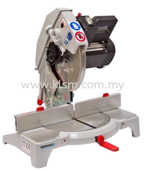 OMGA 1L-300 12 INCH MITRE SAW (ALUMINIUM) OMGA Machinery Johor, Malaysia, Muar Supplier, Suppliers, Supply, Supplies | KLS Machinery & Engineering Sdn Bhd
