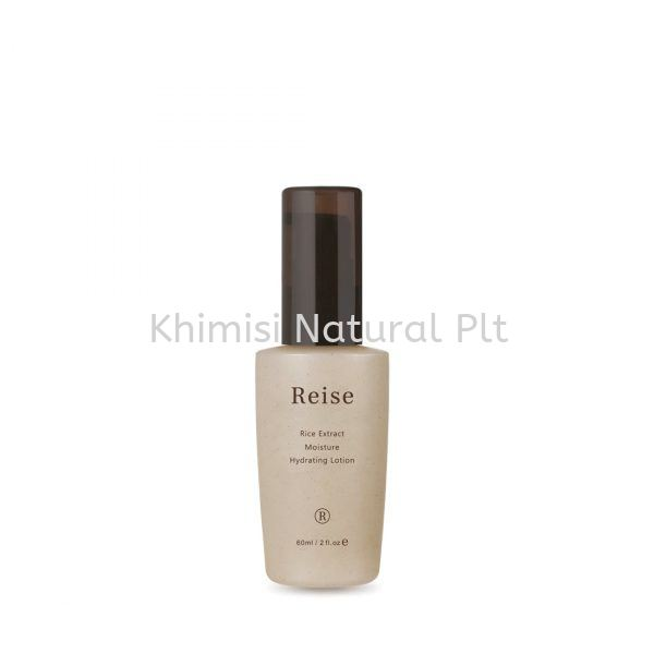 Rice Extract Moisture Hydrating Lotion facial Care Reise Penang, Malaysia, Bukit Mertajam Supplier, Suppliers, Supply, Supplies | KHIMISI NATURAL PLT