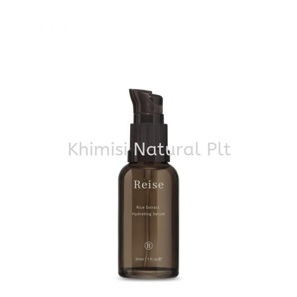 Rice Extract Hydrating Serum facial Care Reise Penang, Malaysia, Bukit Mertajam Supplier, Suppliers, Supply, Supplies | KHIMISI NATURAL PLT