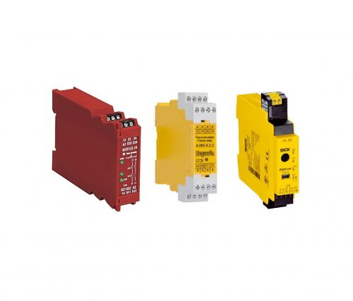 SAFETY RELAY PRODUCTS - MALAYSIA ประเทศไทย - OPTIMUS CONTROL