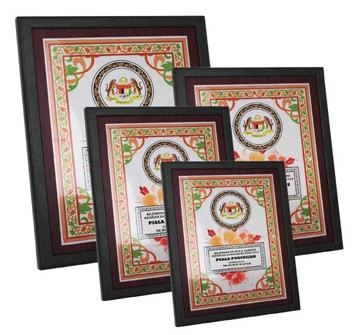 4162 Wooden Plaques (N)