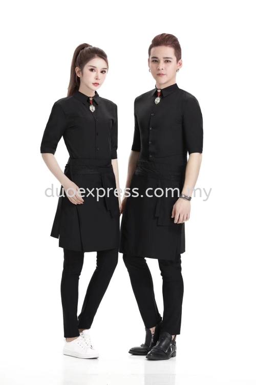 Restaurant / Bistro / Cafe / Catering Uniform