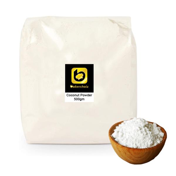 Coconut Powder 500gm (Pre-Order) Coconut & Santan Baking Additive and Seasoning Perak, Malaysia, Ipoh Supplier, Wholesaler, Supply, Supplies | Bakerchoiz Sdn Bhd