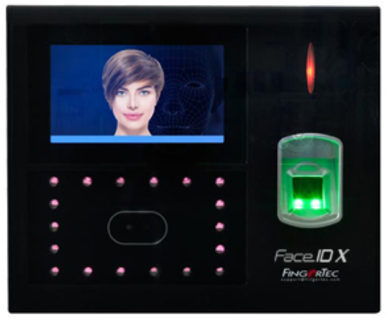 FaceID X Time Attendance and Door Access Face Recognition FingerTec Hardware Johor Bahru (JB), Malaysia Supplier, Supply, Supplies, Installation | NewVision Systems & Resources Sdn Bhd