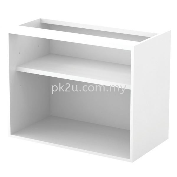 SC-YO-963 - Open Shelf Low Cabinet (W/O Top And Base) Combination Cabinet (750mm Height) Filing & Storage Johor Bahru, JB, Malaysia Manufacturer, Supplier, Supply | PK Furniture System Sdn Bhd