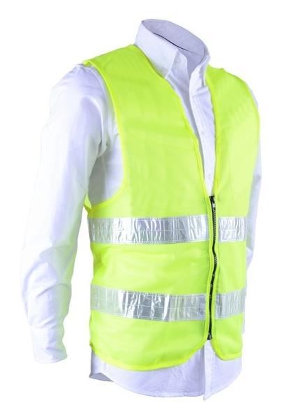 SV-04-Latest-2-strap Unisex Contractor Safety Vest Vest Johor Bahru (JB), Malaysia, Singapore Supplier, Suppliers, Supply, Supplies | M Sport Apparel