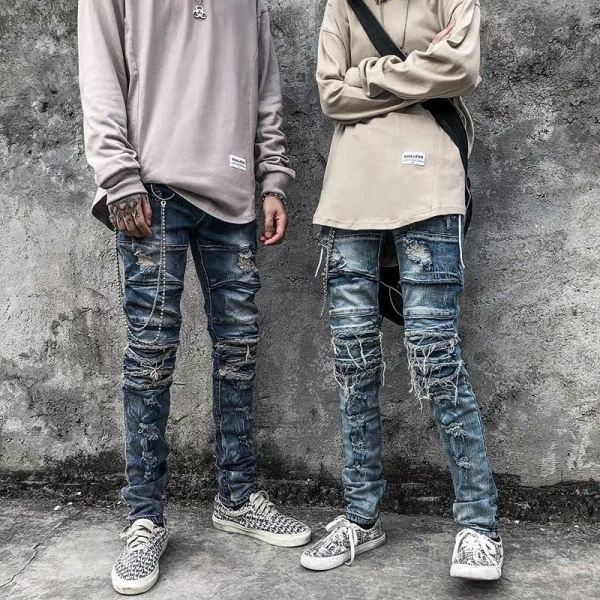 DC HYPE RIPPED JEANS 10 LONG RIPPED JEANS JEANS Malaysia, Johor, Muar Supplier, Suppliers, Supply, Supplies | DC CLOTHING & ACCESSORIES TRADING