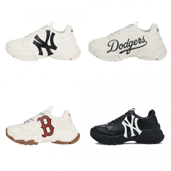 MLB SNEAKER SNEAKERS SHOES Malaysia, Johor, Muar Supplier, Suppliers, Supply, Supplies | DC CLOTHING & ACCESSORIES TRADING