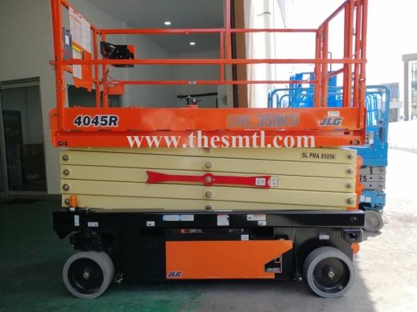 Scissor Lift JLG 4045R Scissor Lift Sale Singapore, Malaysia, Johor, Pekan Nanas Supplier, Supply, Supplies, Rental   Schmetterling Rental Sdn Bhd