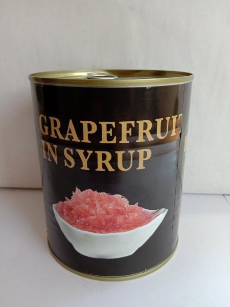 Grapefruit In Syrup , 580gm/can FRESH FRUIT PUREES Kuala Lumpur (KL), Malaysia, Selangor, Cheras Supplier, Suppliers, Supply, Supplies   Vita Fruit Enterprise