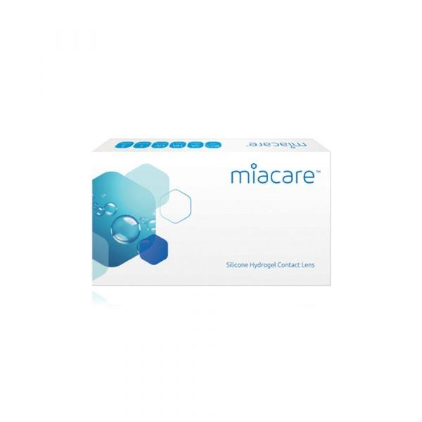 Miacare Silicone Hydrogel Monthly 3pcs Miacare Contact Lens Penang, Kedah, Malaysia Services, Retailer   Focus Optometry Sdn Bhd