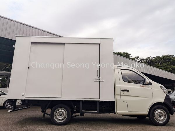 CHANGAN Era Star II Box Van Twin Sliding Doors Box Van Twin Sliding Doors Malaysia, Melaka Supplier, Suppliers, Supply, Supplies | Seong Yeong Motors Sdn Bhd