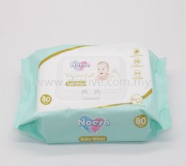 Noesa Baby Skin Care Wipes Baby Product Selangor, Klang, Malaysia, Kuala Lumpur (KL) Supplier, Suppliers, Supply, Supplies | DCT LIVE SDN BHD