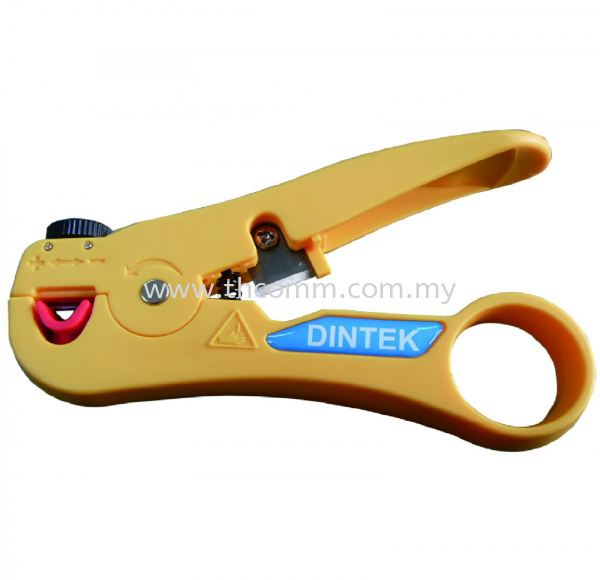 DINTEK UTP/STP Cable Strippers Tool TOOL Johor Bahru JB Malaysia Supply, Suppliers, Sales, Services, Installation | TH COMMUNICATIONS SDN.BHD.