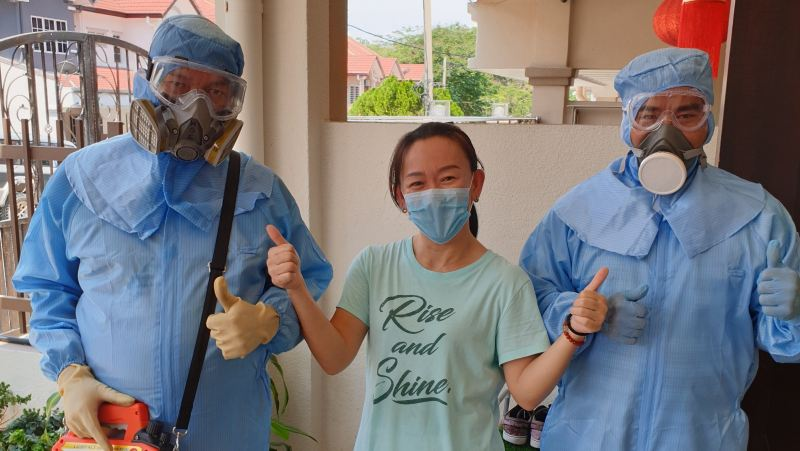 Covid-19 Disinfection Service Virus Disinfection Service Selangor, Semenyih, Kuala Lumpur (KL), Malaysia Services, Repair, Contractor | Hin Construction Sdn Bhd