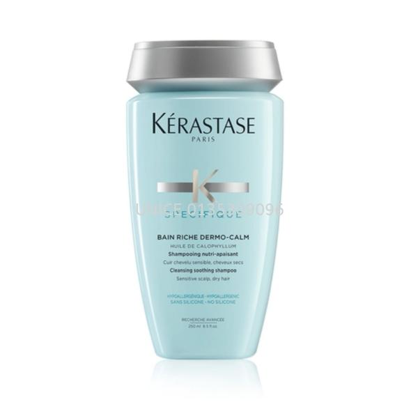 Kerastase Bain Riche Dermo-Calm Shampoo 250ml KERASTASE HAIR CARE AND SCALP CARE SHAMPOO Johor Bahru JB Malaysia Supplier & Wholesaler   UNICE MARKETING SDN BHD