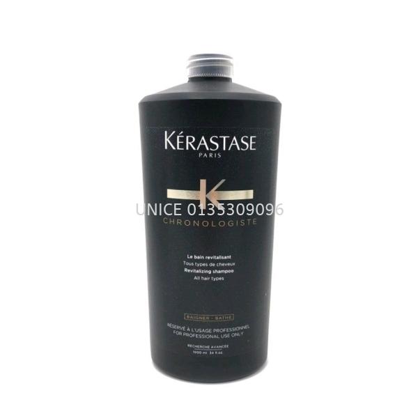Kerastase Chronologiste Bain Revitalising Shampoo 1000ml  KERASTASE HAIR CARE AND SCALP CARE SHAMPOO Johor Bahru JB Malaysia Supplier & Wholesaler | UNICE MARKETING SDN BHD