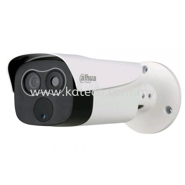 DH-TPC-BF5421-T : DAHUA THERMAL NETWORK BULLET CAMERA Network Cameras DAHUA CCTV Johor Bahru (JB), Skudai Supplier, Installation, Supply, Supplies | KD Tech Engineering