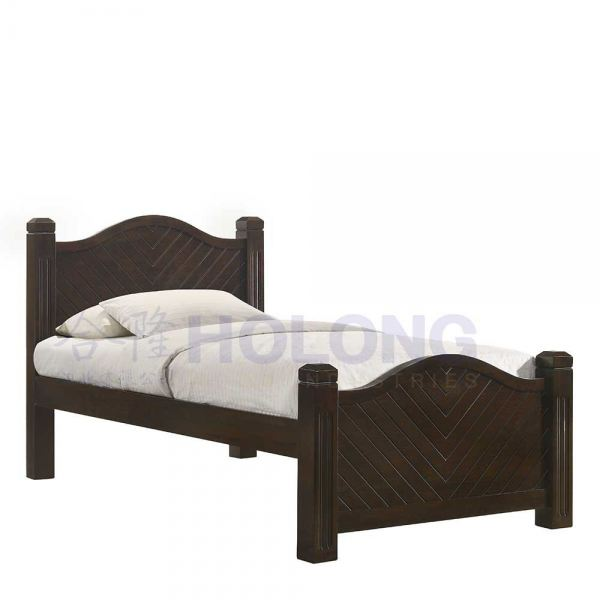 Classic Bed HW18115 Signature Bed Post Classic Beds Johor, Malaysia, Yong Peng Manufacturer, Maker | Holong Wood Industries Sdn Bhd