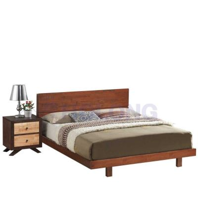 Contemporary & Platform Bed HL1657